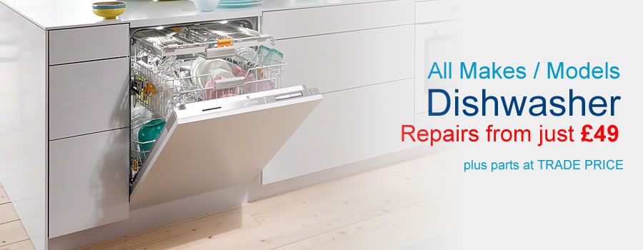 dishwasher repairs in brentwood essex
